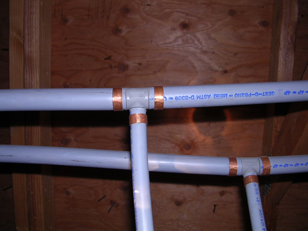problems with polybutylene piping kelowna plumbers a1 ForPb Water Pipe