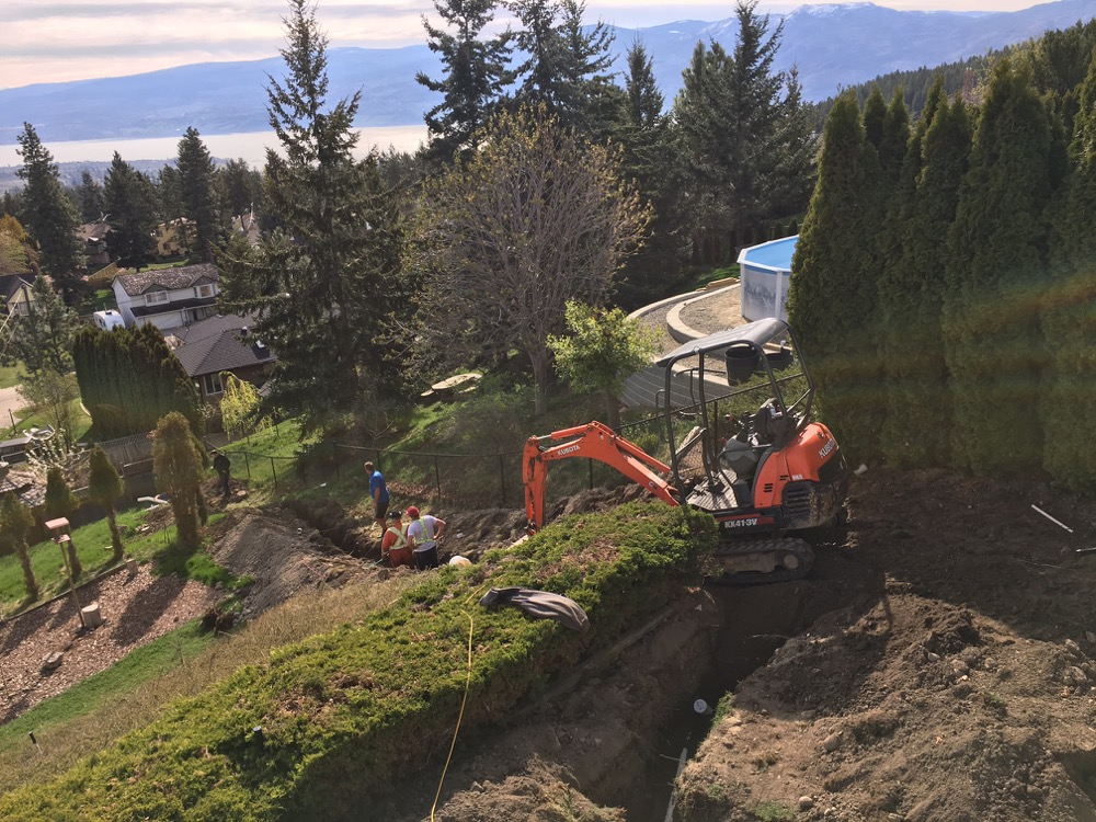 West-Kelowna-Plumbers-A1-Choice-sewer-connection-6