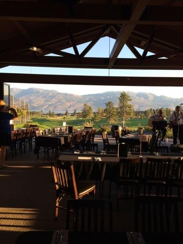 Kelowna and West Kelowna Plumbers - Beatiful view at the charity golf tournament
